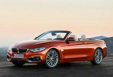 BMW Série 4 Cabrio - 420d (120 kW) (2020)