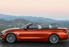 BMW Série 4 Cabrio - 420d (140 kW) (2021)