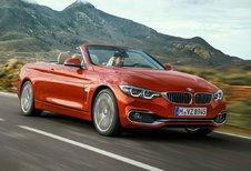 BMW 4 Reeks Cabrio - 420d (120 kW) (2020)