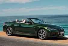 BMW 4 Reeks Cabrio - 420d (120 kW) (2021)