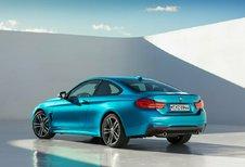 BMW 4 Reeks Coupé - 420d xDrive (140 kW) (2018)