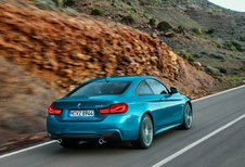 BMW Série 4 Coupé - 440i (240 kW) (2018)