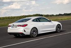 BMW Série 4 Coupé - 420d (120 kW) (2021)