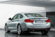 BMW Série 4 Gran Coupé - 420d xDrive (140 kW) (2020)