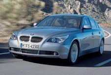 BMW Série 5 Berline - 520d 110kW (2003)