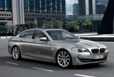 BMW Série 5 Berline - 520d 184 EfficientDynamics Edition (2010)