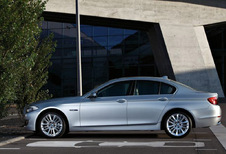 BMW 5 Reeks Berline - 520d 184 EfficientDynamics Edition (2010)