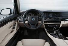 BMW Série 5 Berline - 520d 184 (2010)