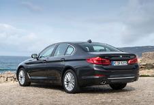 BMW Série 5 Berline - 525d (160kW) (2017)