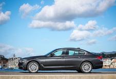 BMW Série 5 Berline - 518d (100 kW) (2017)