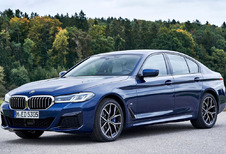 BMW Série 5 Berline - 520d xDrive 140kW Aut. (2021)