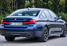 BMW Série 5 Berline - 530d xDrive 210kW Aut. (2021)