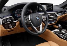 BMW Série 5 Berline - 530d 210kW Aut. (2021)