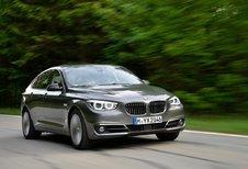 BMW Série 5 Gran Turismo - 520d (135 kW) (2017)