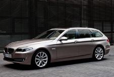 BMW 5 Reeks Touring - 520d 163 (2010)