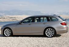 BMW 5 Reeks Touring - 525d 211 (2010)