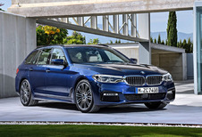 BMW 5 Reeks Touring - 520d (120 kW) (2018)