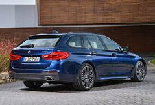 BMW Série 5 Touring - 520d (140 kW) (2018)