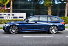 BMW 5 Reeks Touring - 520d (140 kW) (2018)