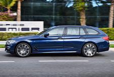 BMW Série 5 Touring - 520d (120 kW) (2018)