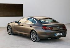 BMW Série 6 Gran Coupé - 640i (2012)