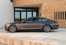BMW Série 6 Gran Coupé - 640d (2012)