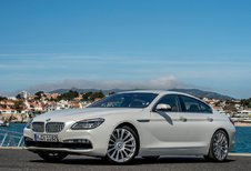 BMW Série 6 Gran Coupe - 640d xDrive (230kW) (2018)