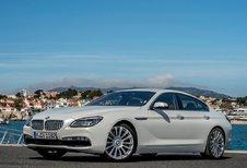 BMW Série 6 Gran Coupe - 640i (235kW) (2018)