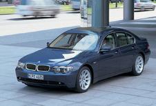 BMW Série 7 Berline - 745i (2001)