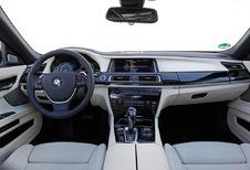 BMW Série 7 Berline - 750i xDrive (2008)