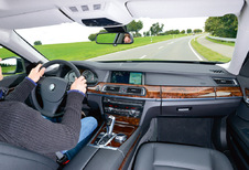 BMW 7 Reeks Berline - 730Ld (155kW) (2015)