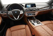 BMW Série 7 Berline - 730d (2020)