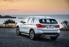 BMW X1 - sDrive16d (85 kW) (2015)