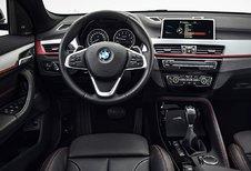 BMW X1 - sDrive18i (100 kW) (2015)
