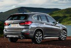 BMW X1 - sDrive16d (85 kW) (2021)