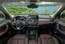 BMW X1 - sDrive18d (110 kW) (2021)