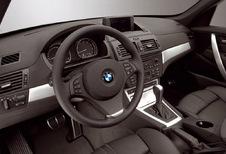 BMW X3 - xDrive 20d 163 (2004)