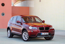 BMW X3 - sDrive18d 136 (2010)