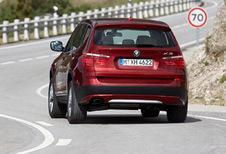 BMW X3 - xDrive20d 163 (2010)