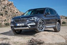 BMW X3 - xDrive20d (140 kW) (2018)