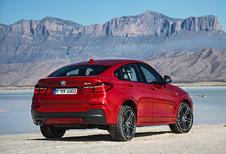 BMW X4 - X4 xDrive20d 190 (2014)