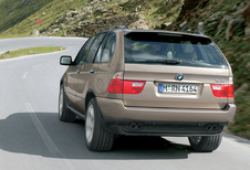 BMW X5 - 3.0d Steptronic (1999)