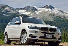 BMW X5 - xDrive25d 211 (2013)