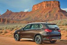 BMW X5 - xDrive40d (2013)