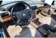BMW Z3 Roadster - 1.8 (1996)