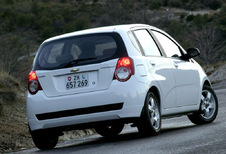 Chevrolet Aveo 5p - 1.2  16V LS (2008)