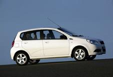 Chevrolet Aveo 5p - 1.4  16V LS (2008)