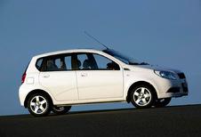 Chevrolet Aveo 5d - 1.2 70 LS (2011)