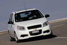 Chevrolet Aveo 5p - 1.6 LTZ (2011)