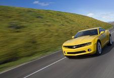 Chevrolet Camaro - 6.2 V8 (2011)